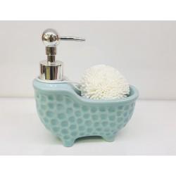 seramik-sungerli-dekoratif-mavi-kuvet-sivi-sabunluk-17-cm