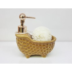 seramik-sungerli-dekoratif-kahve-kuvet-sivi-sabunluk-17-cm
